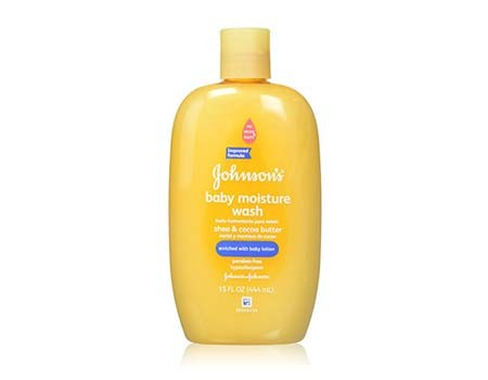 Johnson's Baby Moisture Wash (Shea & Cocoa Butter)