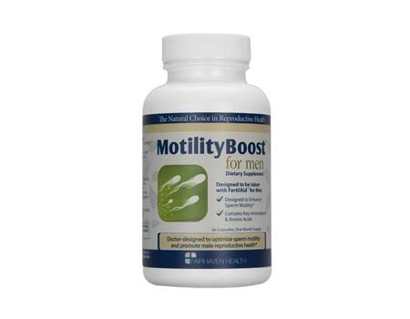 Motility Boost for Men