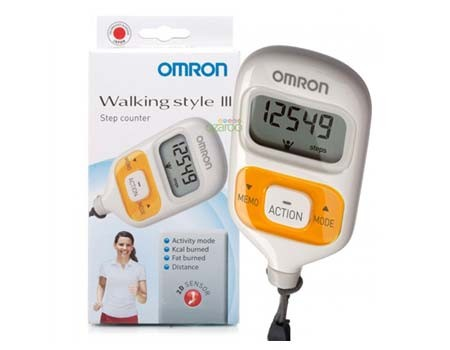 Omron Walking Style Step Counter