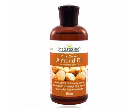 Natures Aid - Pure Sweet Almond Oil