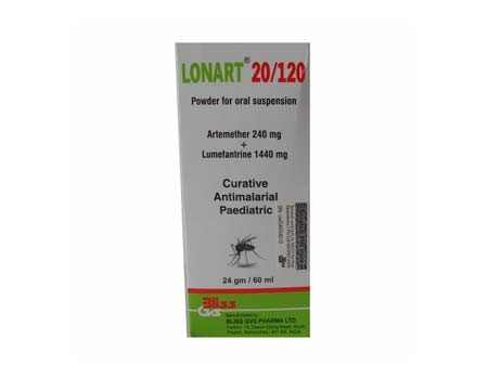 LONART Dispersible (For infant & Children only)