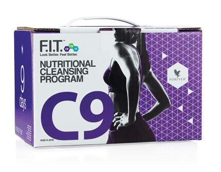 Forever Clean 9 Complete Weight Loss Package