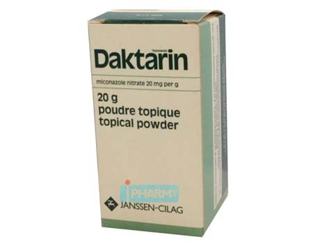 Daktarin Topical Cream