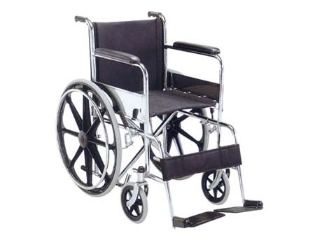 Wheel Chair Stainless