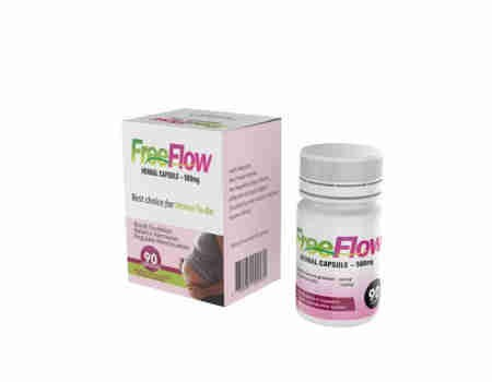 Free Flow for WOMEN Herbal Capsule