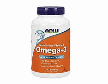 NOW Omega-3 Sofgels