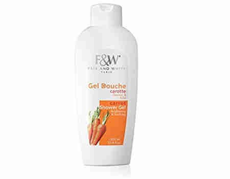 Fair & White Carrot Bath Gel