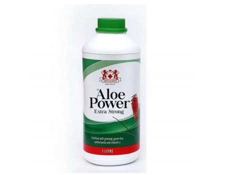 Aloe Power Extra Strong