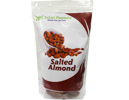 Salted Almond Nut