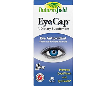 Nature field Eye Cap Supplement