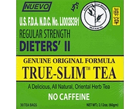 NUEVO True Slim Tea – Healthy Dieters Tea For Weight Loss
