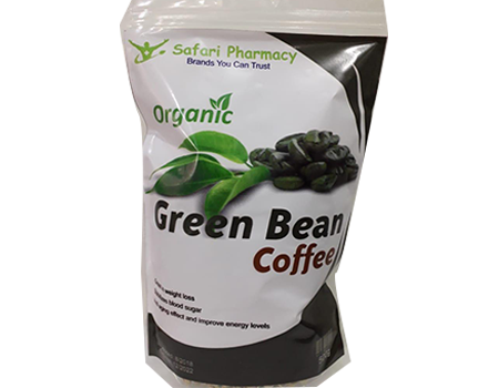 Organic Green Bean Coffee 500g