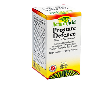 Nature's Field Prostate Defence