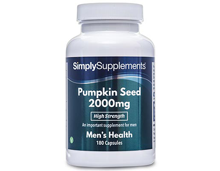 Pumpkin Seeed 2000mg