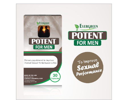 Evergreen Potent for Men