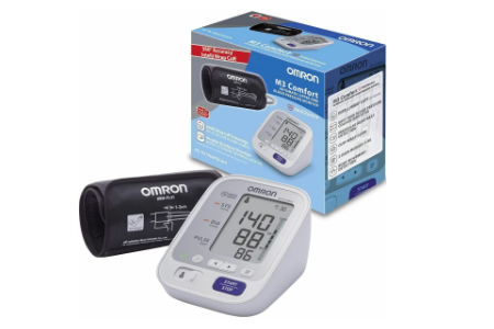 Omron M3 Upper Arm Blood Pressure Montor