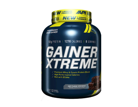 API EXTREME GAINER PROTEIN POWDER