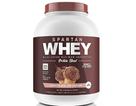Spartan Nutrition Spartan Premium Whey Protein Powder Blueberry
